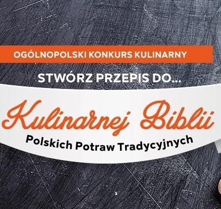 """Ilustracja do informacji: KGW w Sampławie w finale konkursu """"Kulinarna Biblia Polskich Potraw Tradycyjnych"""""""