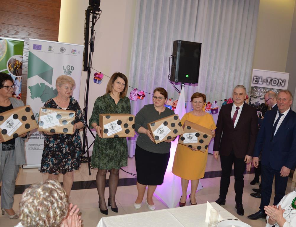 Ilustracja do informacji: IV Forum Aktywnych Kobiet w Gminie Lubawa