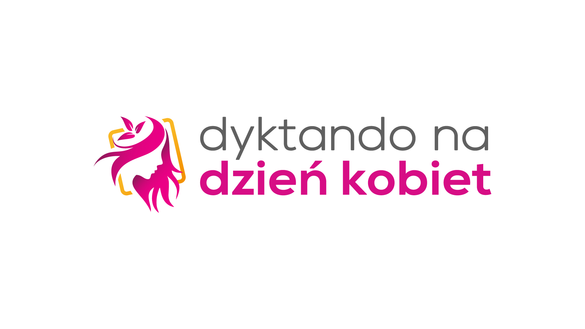 Ilustracja do informacji: Ogólnopolskie Dyktando na Dzień Kobiet