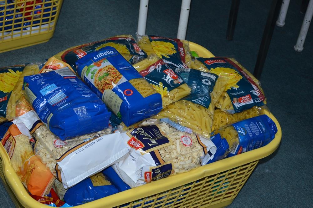 Ilustracja do informacji: Wielkanocna Zbiórka Żywności