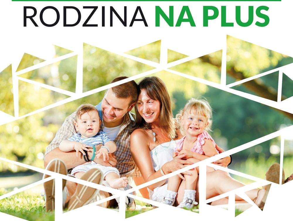 Ilustracja do informacji: Rodzina na PLUS - skrót projektu