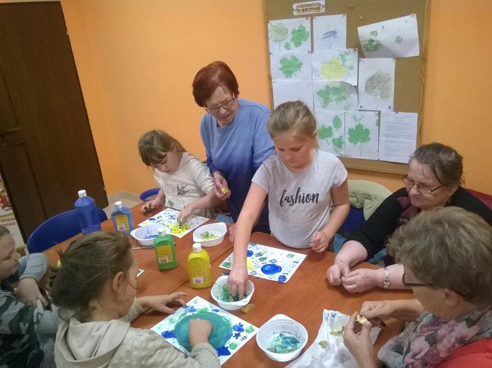 Ilustracja do informacji: Dzień Ziemniaka w Łążynie